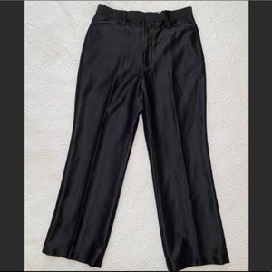 Vintage Western Wear Black Slacks